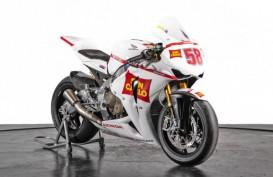 Honda CBR 1000 RR Bekas Simoncelli Dijual Rp800 Juta