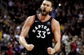 Basket NBA : Tinggalkan Raptors, Marc Gasol Perkuat…