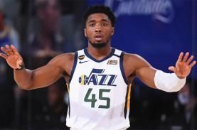 Basket NBA : Kontrak Baru Mitchell & Jazz Bernilai…