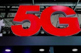 Pengembangan Ponsel 5G Tak Terpengaruh Lelang Frekuensi