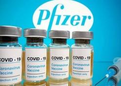 Inggris Siapkan Izin untuk Vaksin Pfizer, 5 Juta Orang Disuntik di Akhir Tahun