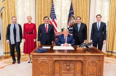 Dua tahun Mepet Menantu Trump, Rahasia Luhut Merapat ke AS