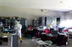 Covid-19 di Universitas Jember, Sterilisasi Kampus…