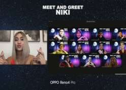 Niki Gelar Meet and Great dengan 10 Fans Indonesia