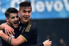 Pirlo Akui Dybala Belum Bisa Padu dengan Ronaldo-Morata,…