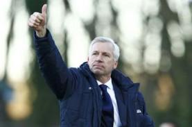 Eks Pelatih Newcastle Pardew Jadi Direktur Tentara…
