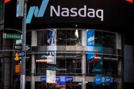 Kabar Positif Vaksin Covid-19 Bikin Wall Street Ditutup…