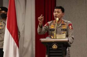Pilkada 2020, Kapolri Sebut 16 Kabupaten Sangat Rawan…