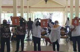 Disipilin Prokes, KPU Gunung Kidul Distribusikan Logistik…