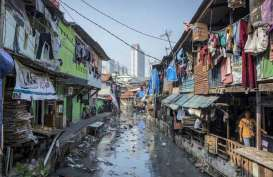 Sri Mulyani Klaim Bansos Efektif Tekan Angka Kemiskinan di Bawah 10 Persen