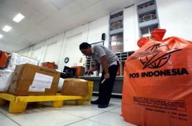 Pengiriman Barang PT Pos Balikpapan Turun Selama Pandemi…
