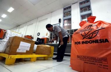 Pengiriman Barang PT Pos Balikpapan Turun Selama Pandemi Covid 19