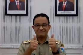 Soal Bansos Masyarakat Rentan, Anies: No News Is Good…