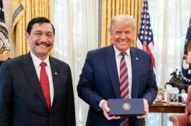 Luhut Bawa Investasi Rp28 T dari Negeri Trump, Sektor…