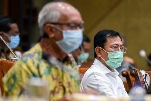 Menkes Terawan Agus Putranto Raker Dengan DPR Bahas Perbaikan Sistem Jaminan Kesehatan Nasional