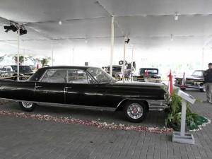 Mobil Presiden Soekarno dan Wakil Presiden Sri Sultan HB IX Dipamerkan di Yogyakarta