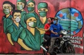 Update Corona DKI Jakarta 24 November: Kasus Positif…