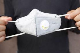 Produksi Masker Medis Lokal Turun, Ini Tiga Penyebabnya