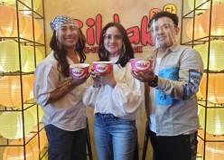 Artis Cantik Ririn Ekawati Buka Bisnis Kuliner Makanan Korea Gildak