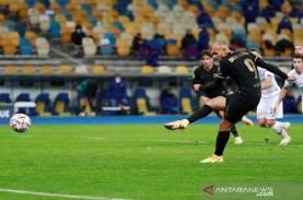 Tekuk Dynamo Kiev, Barcelona Melaju ke Babak 16 Besar…