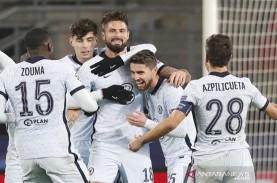 Chelsea Menang Dramatis Atas Rennes, Lampard Puji…