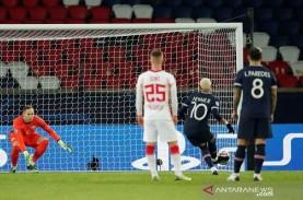 Tendangan Penalti Neymar Selamatkan PSG dari Hasil…