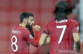 'Dendam' MU Atas Basaksehir di Grup H Liga Champions Terbayarkan