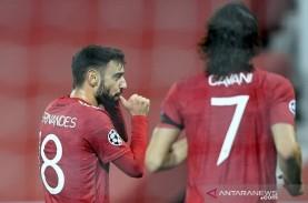 'Dendam' MU Atas Basaksehir di Grup H Liga Champions…