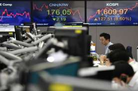 Wall Street Cetak Rekor, Bursa Asia Mengekor