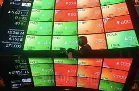 Saham Bank BRI (BBRI) Buat Indeks Bisnis-27 Melambung Lagi