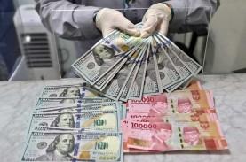Kurs Jual Beli Dolar AS di BCA dan BRI, 25 November…