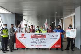 Terbang Perdana dari Juanda, Surabaya-Ternate Jadi…