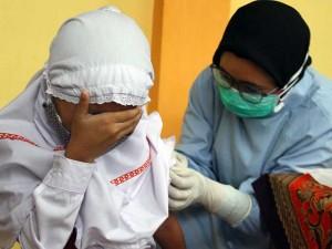 Bulan Imunisasi Anak Sekolah Tetap Digelar Meski Masih Pandemi Covid-19