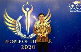 Dukung UKM, Bos Alfamart (AMRT) Sabet Best CEO of the Year 2020