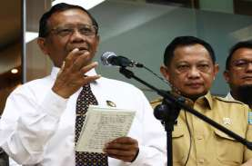 Indeks Demokrasi Indonesia Naik 2,53 Poin, Mahfud:…