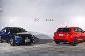Honda Luncurkan All New Honda City Hatchback dan e-HEV…