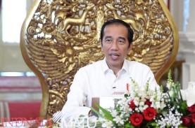 Serapan Anggaran 2021: Jokowi Minta K/L Lakukan Lelang…