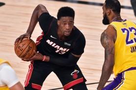 Basket NBA : Miami Heat Sodorkan Kontrak Baru 5 Tahun…
