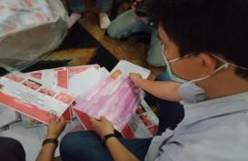 Ribuan Surat Suara Pilkada Makassar 2020 Rusak