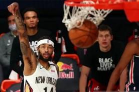 Basket NBA : Pelicans Perpanjang Kontrak Ingram 5…