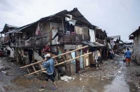 Angka Kemiskinan Bakal Tembus Dua Digit, Penyaluran…