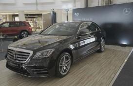 Mercedes-Benz Gelar Pameran, Bisa Jajal GLB dan S-Class Edisi 50 Tahun