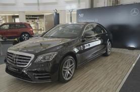 Mercedes-Benz Gelar Pameran, Bisa Jajal GLB dan S-Class…