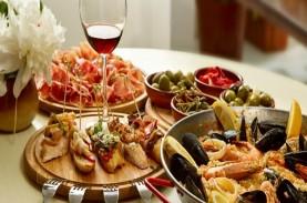 Pecinta Masakan Italia, Yuk Ikut Perhelatan Italian…
