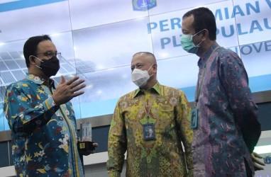 Pemprov DKI Luncurkan Pembangkit Listrik Tenaga Surya di Pulau Sebira