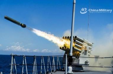 China Latihan Militer di Laut China Selatan. Ada Apa?