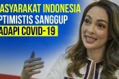 Masyarakat Indonesia Optimistis Sanggup Lewati Covid-19