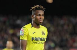 Tiga Klub Besar Berebut Pemain Sayap Tajam dari Villarreal