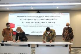Mitratel Gandeng Pos Properti Indonesia Kembangkan…