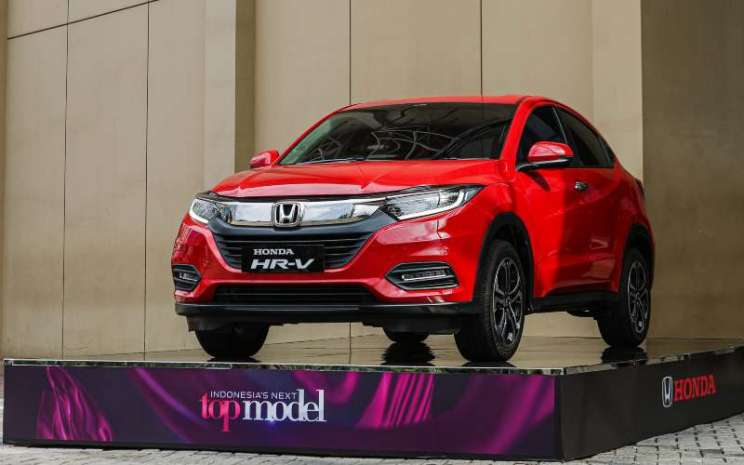 Honda HR-V 1.5 L E Special Edition. - istimewa